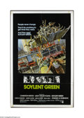 Movie Posters:Science Fiction, Soylent Green (MGM, 1973)....