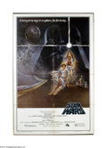 Movie Posters:Science Fiction, Star Wars (20th Century Fox, 1976)....