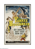 Movie Posters:Adventure, Yankee Buccaneer (Universal International, 1952)....
