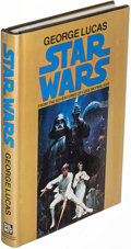 Books:Science Fiction & Fantasy, George Lucas. Star Wars. From the Adventures of Luke Skywalker. New York: [1977]. First hardcover trade edition....