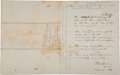 Autographs:Military Figures, [Fort Sumter.] Rear Admiral John A. Dahlgren Battle Orders Annotated and Signed...