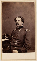 Photography:CDVs, Abner Doubleday Carte de Visite....