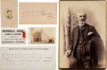 Military & Patriotic:Civil War, Charles Foote Archive Relating to the Death of Elmer Ellsworth....