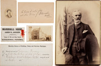 Charles Foote Archive Relating to the Death of Elmer Ellsworth