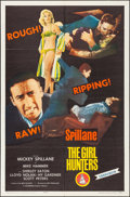 """Movie Posters:Mystery, The Girl Hunters (Colorama, 1963). Folded, Very Fine-. One Sheet (27"""" X 41""""). Mystery.. ..."""