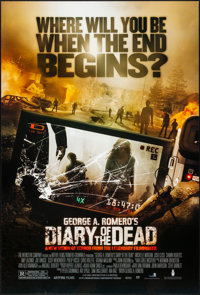 """Diary of the Dead & Other Lot (The Weinstein Company, 2007). Rolled, Very Fine+. One Sheets (10) (27"""" X 40&..."""