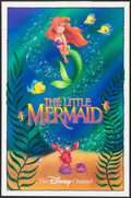 Animation Art:Poster, The Little Mermaid and The Jungle Book Disney Channel Posters Group of 3 (Walt Disney, c. 1990s).... (Total: 3 Items)