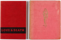 Parade of Pleasure #nn and Love and Death Group (Derek Verschoyle Limited/Breaking Point, 1949-54).... (Total: 2 Items)