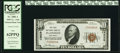 Error Notes:National Bank Note Errors, Plainfield, NJ - $10 1929 Ty. 1 Inverted Back The First NB Ch. # 13629 PCGS New 62PPQ.. ...