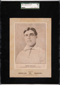Baseball Cards:Singles (Pre-1930), 1902-11 W600 Sporting Life - Type 3 James Collins SGC 60 EX 5 - None Higher....