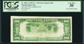 Error Notes:National Bank Note Errors, Cobleskill, NY - $20 1929 Ty. 1 The First NB Ch. # 461 PCGS Very Fine 30.. ...