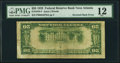 Fr. 1870-F $20 1929 Federal Reserve Bank Note. PMG Fine 12