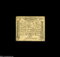Colonial Notes:Massachusetts, Massachusetts October 16, 1778 1s/6d Extremely Fine....