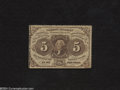Fractional Currency:First Issue, Fr. 1229 5c First Issue New+....