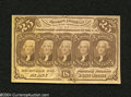 Fractional Currency:First Issue, Fr. 1281 25c First Issue About New....