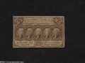 Fractional Currency:First Issue, Fr. 1282 25c First Issue Very Good-Fine....