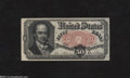 Fractional Currency:Fifth Issue, Fr. 1381 50c Fifth Issue New....