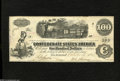 Confederate Notes:1862 Issues, 1862 $100 Railway Train; Diffused Steam from Locomotive; Milkmaidon left, T-40, XF....
