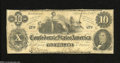 Confederate Notes:1862 Issues, T46 $10 1862....