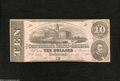 Confederate Notes:1862 Issues, T52 $10 1862....