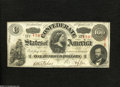 Confederate Notes:1863 Issues, 1863 $100 Lucy H. Pickens; Two Soldiers on left; George W Randolphon right. T56Choice About Uncirculated...