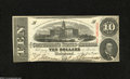 Confederate Notes:1863 Issues, T59 $10 1863....