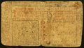 Colonial Notes:New Jersey, New Jersey November 20, 1757 30s Fine.. ...