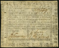 Virginia October 16, 1780 $50 Very Fine-Extremely Fine
