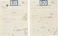 Books:Literature 1900-up, Ezra Pound. Archive of Letters. ...