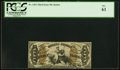 Fractional Currency:Third Issue, Fr. 1361 50¢ Third Issue Justice PCGS New 61.. ...
