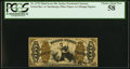 Fractional Currency:Third Issue, Fr. 1370 50¢ Third Issue Justice PCGS Choice About New 58.. ...