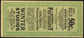 Facsimile T23 $10 1861 Advertising Note About Uncirculated