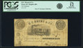 Obsoletes By State:Kentucky, Paris, KY- H.T. Brent & Co. 5¢ ND Hughes 684 (ca. 1862) PCGS Apparent Fine 12.. ...