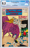 Silver Age (1956-1969):Superhero, Detective Comics #304 (DC, 1962) CGC VF+ 8.5 Off-white to whitepages....