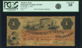 Pittsburgh, PA- Allegheny Bank $1 May 1, 1861 G20a Hoober 312-2 PCGS Very Good 10