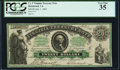 Richmond, VA- Commonwealth of Virginia $20 July 1, 1861 Cr. 3 PCGS Very Fine 35