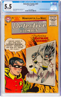Silver Age (1956-1969):Superhero, Detective Comics #231 (DC, 1956) CGC FN- 5.5 Off-white to whitepages....