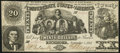 Confederate Notes:1861 Issues, T20 $20 1861 PF-5 Cr. 141 Plate State IV Crisp Uncirculated.. ...