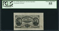 Fractional Currency:Third Issue, Fr. 1275SP 15¢ Third Issue Wide Margin Face PCGS Choice About New 55.. ...