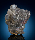 Minerals:Small Cabinet, Proustite. Marienberg, Marienberg District, Erzgebirge, Saxony, Germany. ... (Total: 2 Items)