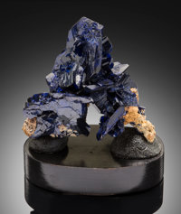 Azurite Bisbee, Warren District, Mule Mts Cochise Co. Arizona, USA
