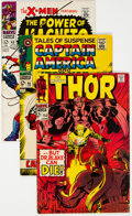 Silver Age (1956-1969):Superhero, Marvel Silver to Bronze Comics Age Group of 31 (Marvel, 19...