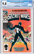 Modern Age (1980-Present):Superhero, Marvel Super Heroes Secret Wars #8 (Marvel, 1984) CGC NM/MT 9.8 White pages....