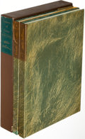 Books:Fine Press & Book Arts, [Limited Editions Club]. Walt Whitman. Leaves of Grass. New York: 1942. One of 1,500 copies signed by photographer E...