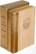 Books:Fine Press & Book Arts, [Limited Editions Club]. John Steinbeck. The Grapes of Wrath. New York: 1940. One of 1,146 copies signed by the arti...