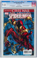 Modern Age (1980-Present):Superhero, The Amazing Spider-Man #529 (Marvel, 2006) CGC NM/MT 9.8 White pages....