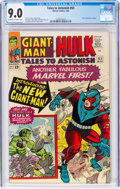Silver Age (1956-1969):Superhero, Tales to Astonish #65 (Marvel, 1965) CGC VF/NM 9.0 Cream tooff-white pages....