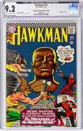 Silver Age (1956-1969):Superhero, Hawkman #14 Murphy Anderson File Pedigree (DC, 1966) CGC NM- 9.2 Off-white to white pages....