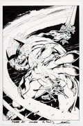 Original Comic Art:Covers, Alan Davis and Mark Farmer The Mighty Thor #21 Cover Original Art (Marvel Comics, 2012)....