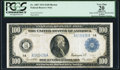 Large Size:Federal Reserve Notes, Fr. 1087 $100 1914 Federal Reserve Note PCGS Apparent Very Fine 20.. ...